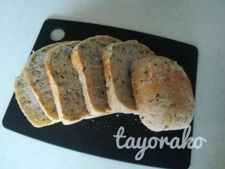 フランスバジル食パン