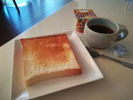 食パン型トースト