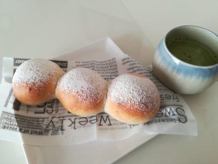 団子みたいなちぎりパン