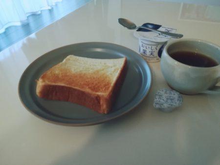 朝トースト