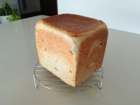 バジル食パン