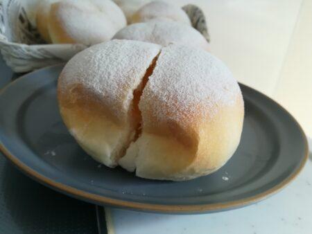 柔らかいパン
